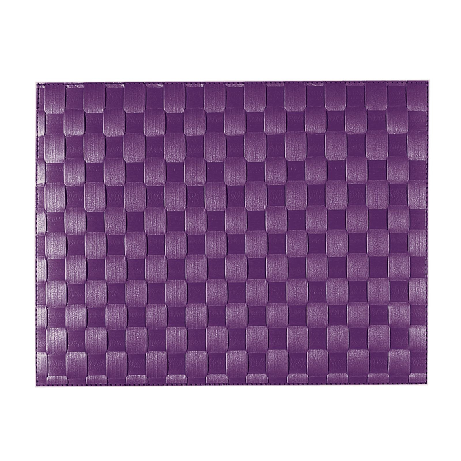Saleen Placemat - Geweven - Plum