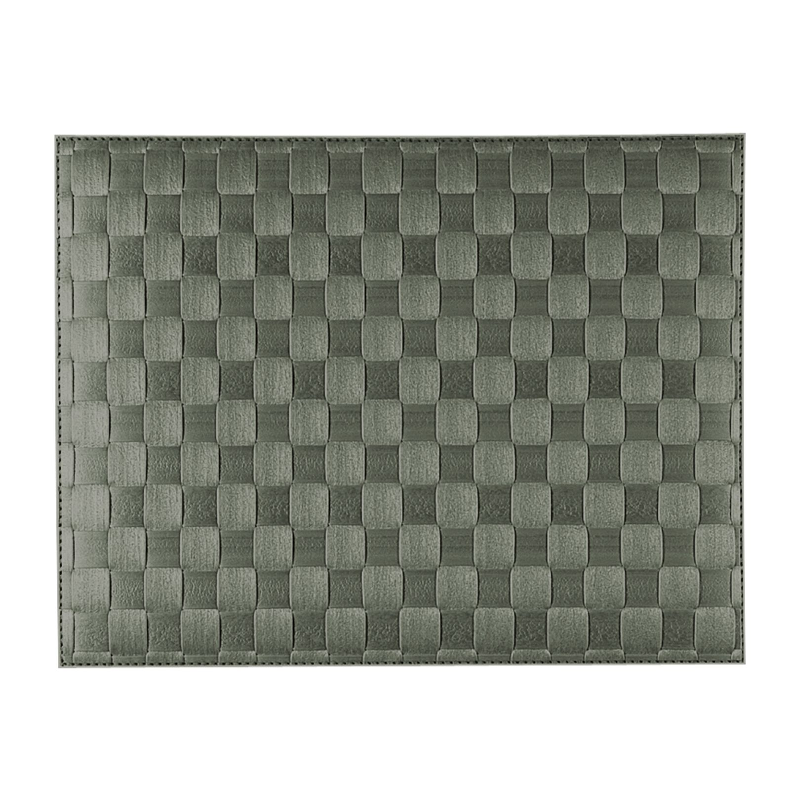 Saleen Placemat - Geweven - Dark Olive