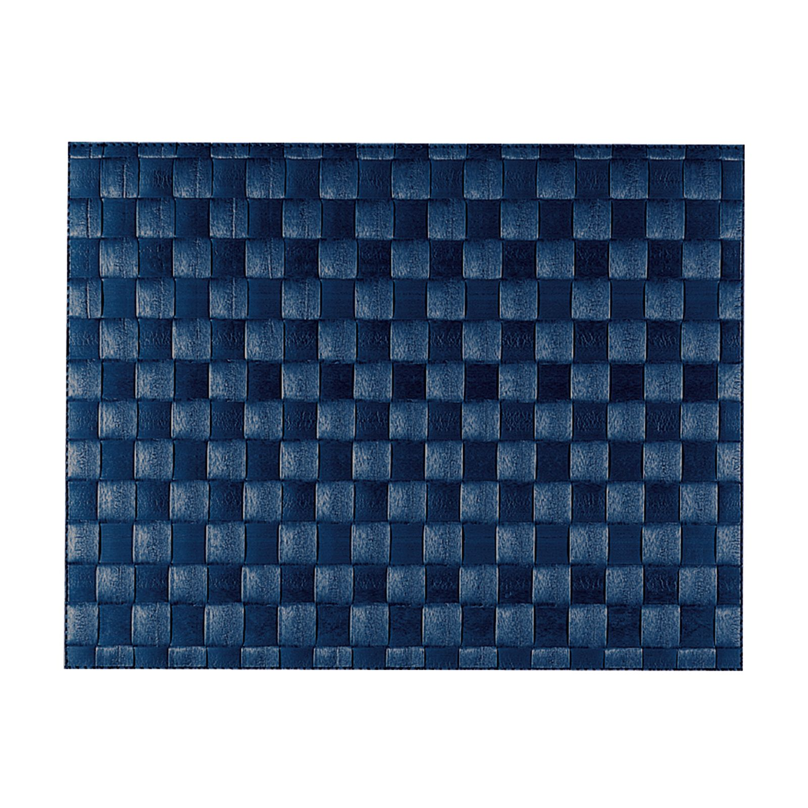Saleen Placemat - Geweven - Cobalt Blue