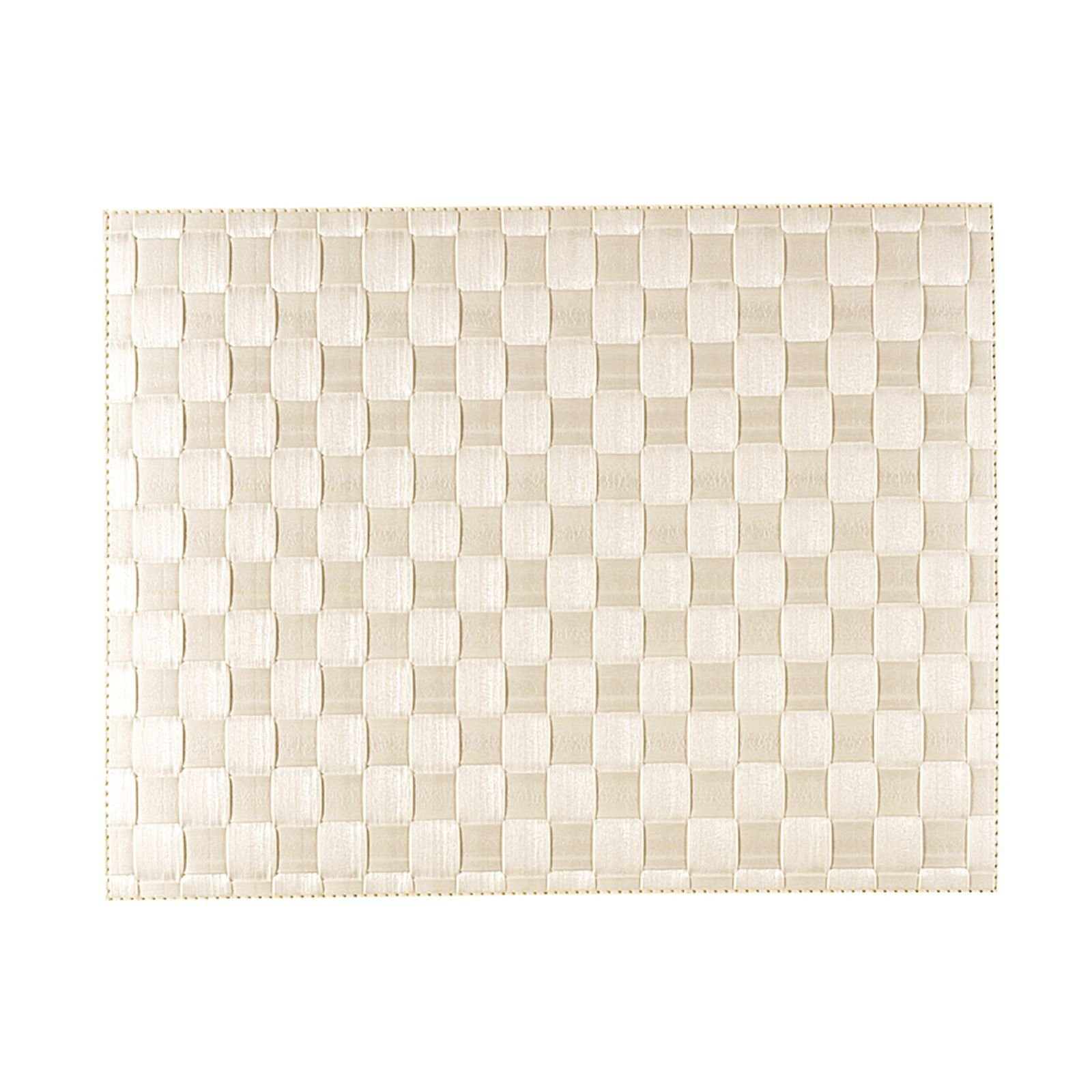 Saleen Placemat - Geweven - Ivory