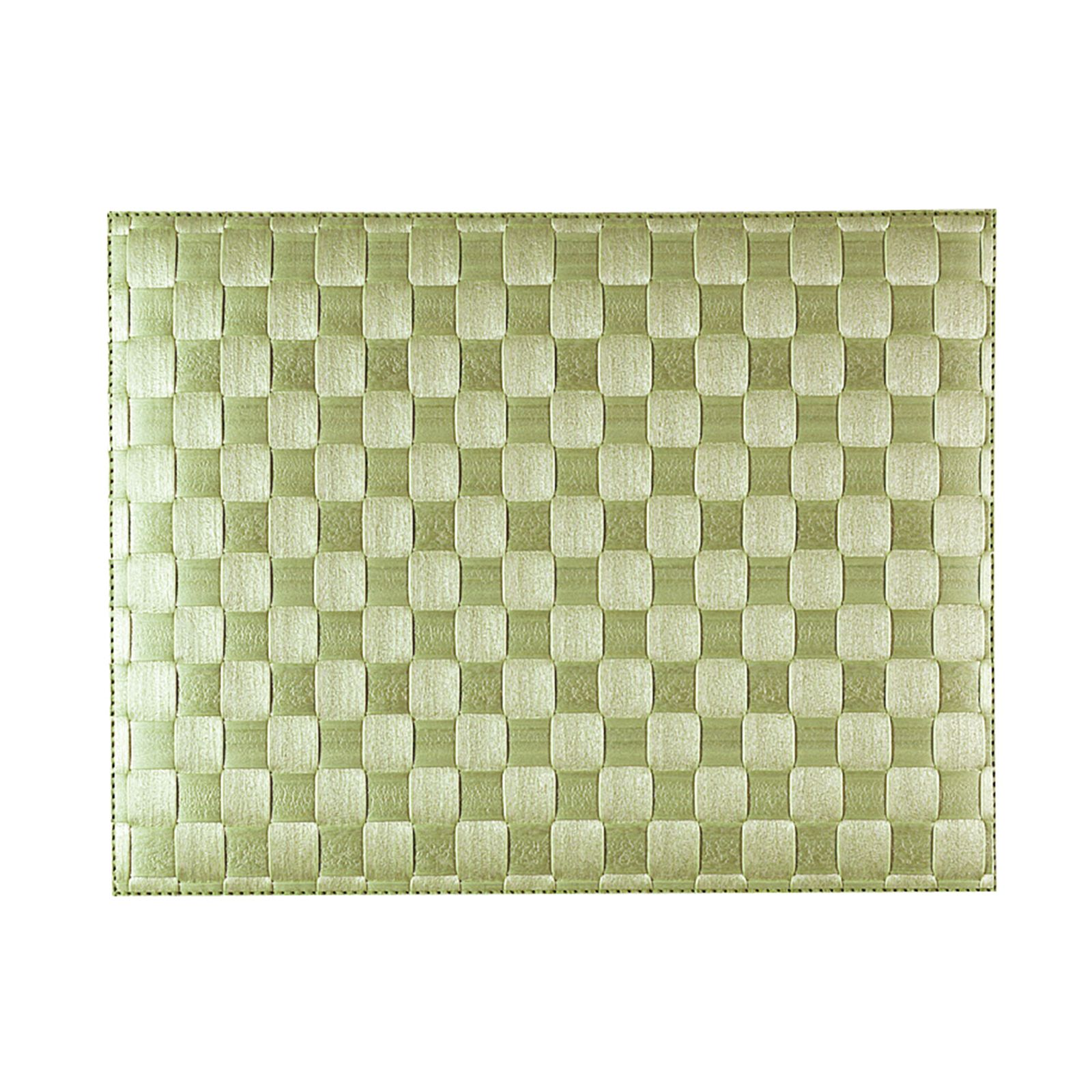 Saleen Placemat - Geweven - Grass Green