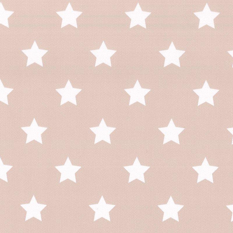 Tafelzeil Small Star Beige