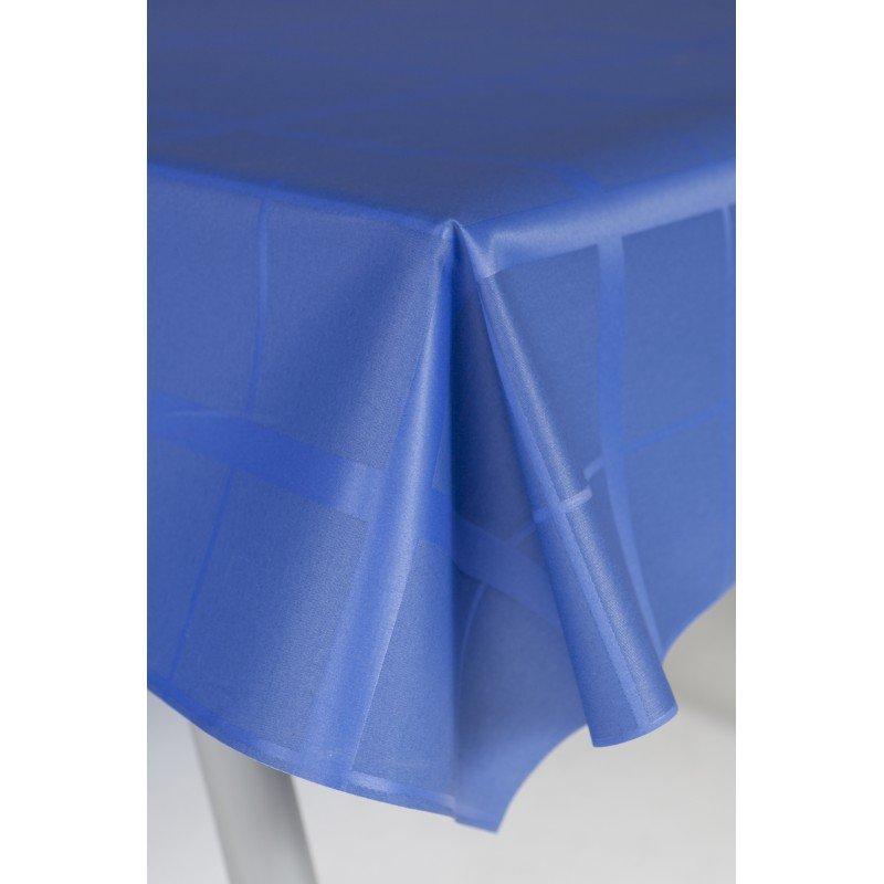 Gecoat tafellinnen Lys Blauw
