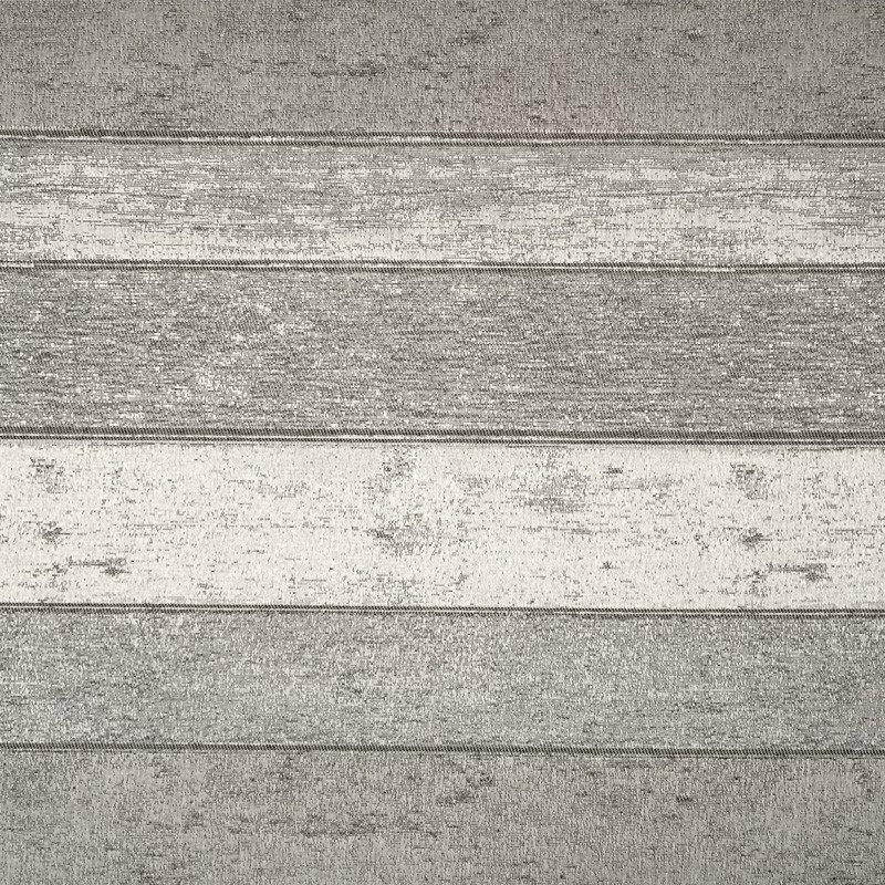 Gecoat tafellinnen Elyse Wood Light Grey