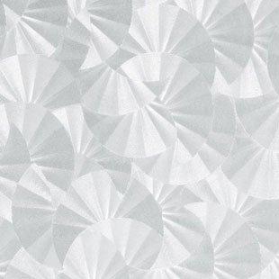 Raamfolie Swirls - 45cm x 2m