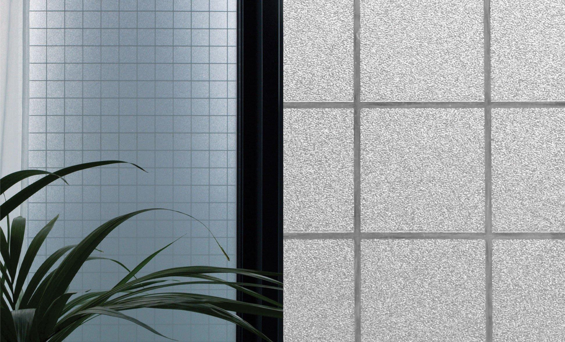 Statisch Raamfolie Windows - 90cm x 15m