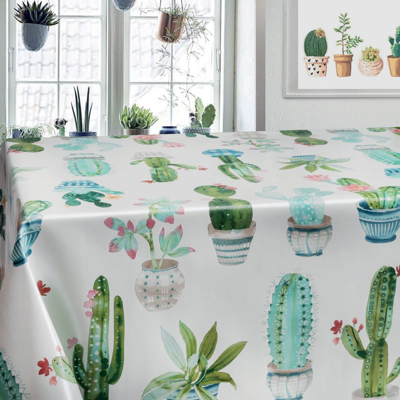 Tafelzeil Cactus