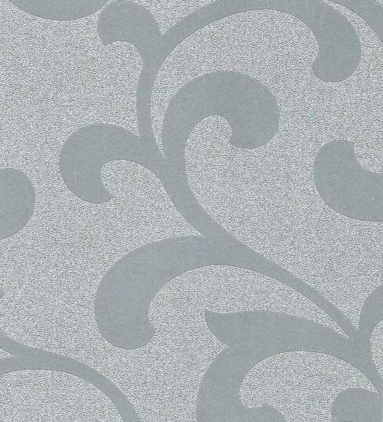 Plakfolie Structuur 5035 Barok Zilver - 45cm x 2m