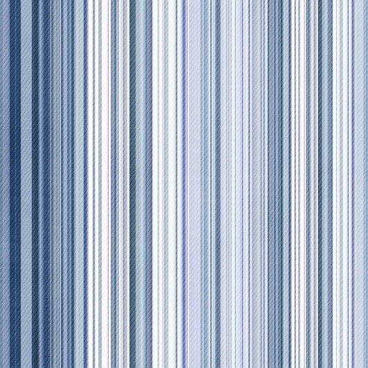 Plakfolie Stripes Blue 6340 - 45cm x 2m