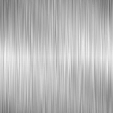 Plakfolie Brushed Silver 7235 - 45cm x 15m