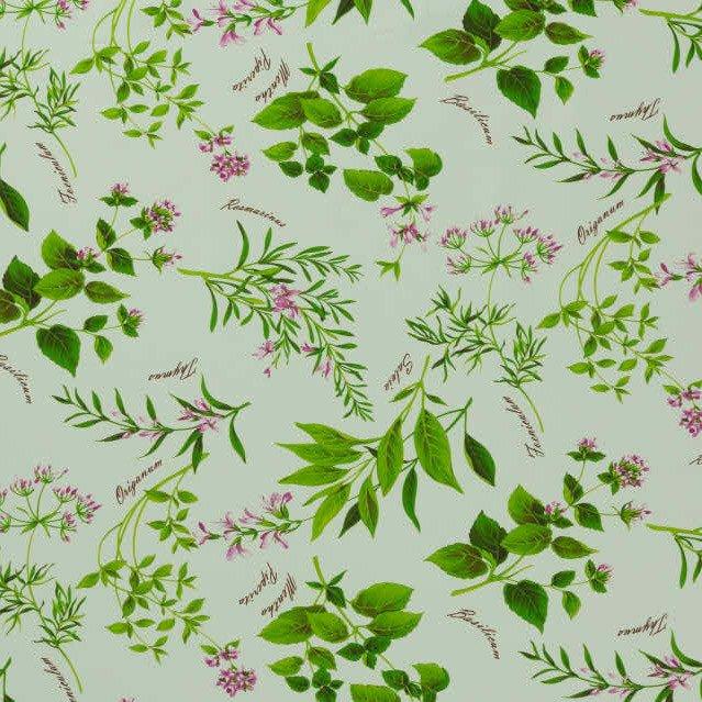 Tafelzeil Green Herbs