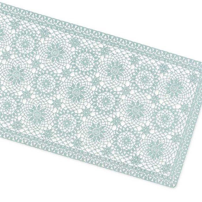 Tafelloper Amira vinyl 40x150cm neo mint