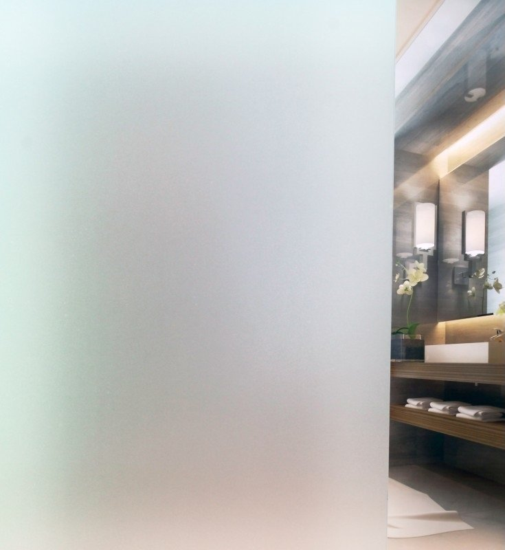 Raamfolie Transparant Mat - 67,5cm x 15m