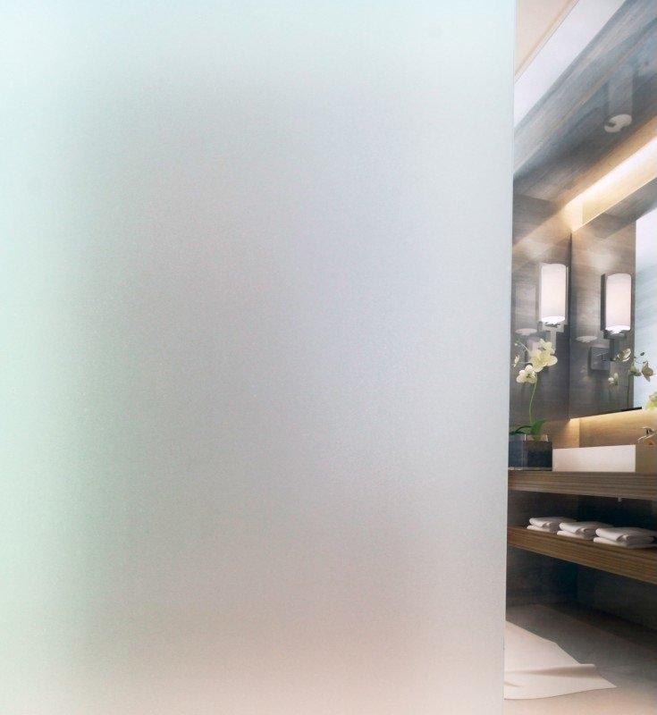Raamfolie Transparant Extra Mat - 45cm x 15m