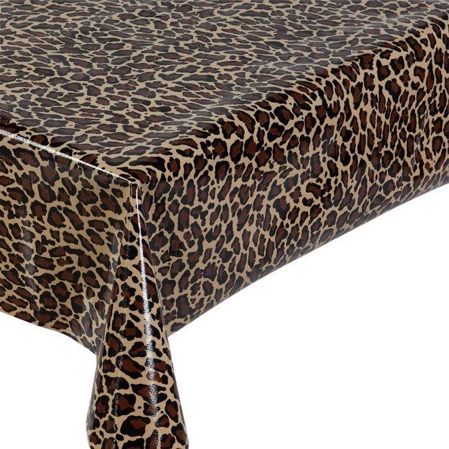 Mexicaans tafelzeil Jaguar Bruin
